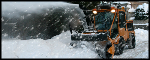 Premier Snow Blowing